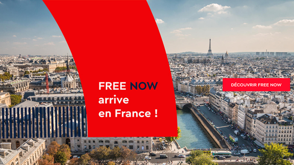 free now kapten france