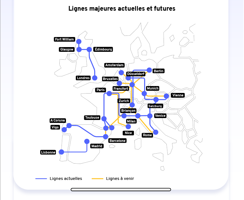 carte trains de nuit europe